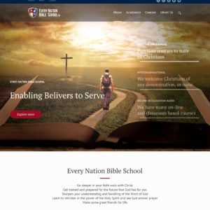New ENBS Website is now live