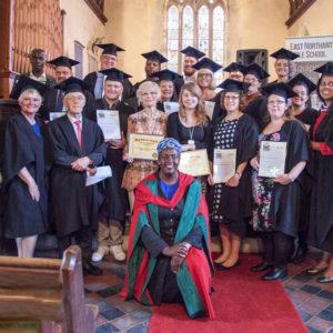 Graduation Ceremony for 2017/2018 Students