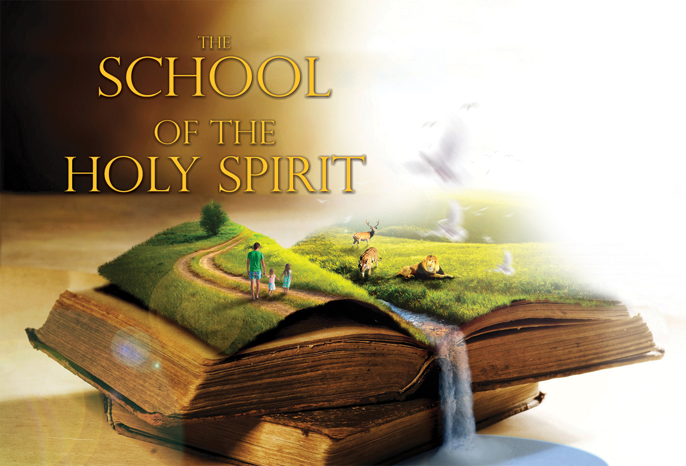 School of the Holy Spirit  – Level 3